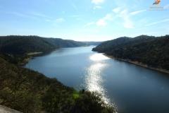 Río Tajo a su paso por el PN de Monfragüe