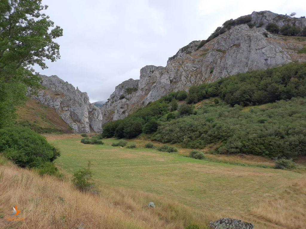 Un rincón de la montaña palentina